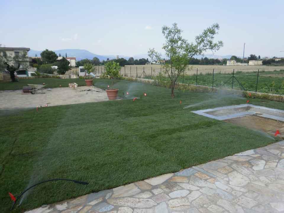 progettazione e realizzazione impianti di irrigazione per giardini ... - Progettare Irrigazione Giardino